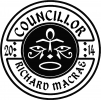 Independent Councillor Richard MacRae
